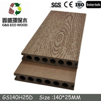 To Switzerland WPC Decking Board with High Quality/WPC decking Manufacturer In China