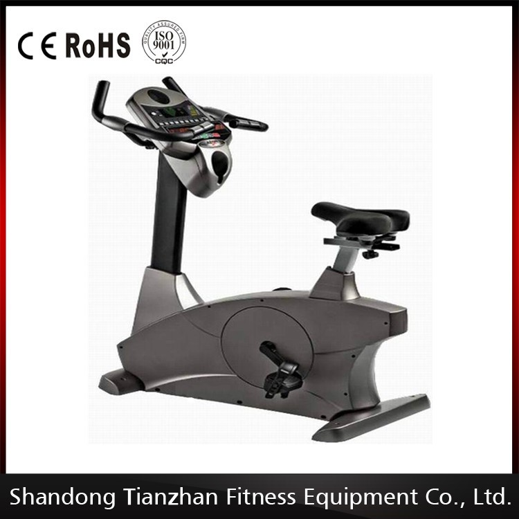 Commercial Exercise Equipment Brands: Tianzhan New Brand-surpass/commercial Upright Bike/tz-7006