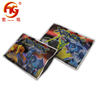 China supplier three side seal bag custom toy cartoon packaging