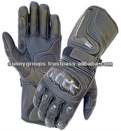 Leather Motorbike Gloves, Leather Glove, Leather Motorcycle Glove