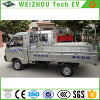 Chinese 2 Seats 1.4m Width Cab Electric Pickup Truck for Sale