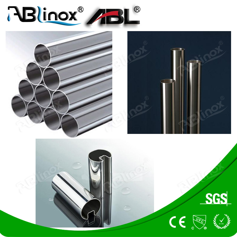 High quality 304 aisi 316 schedule 10 seamless stainless steel pipe & tube