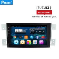 PENHUI Android 4.4 Quad core Car PC GPS For Suzuki Grand Vitara (2011-2015) 9inch