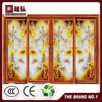 NDR-SD020 china design aluminum door threshold for sliding