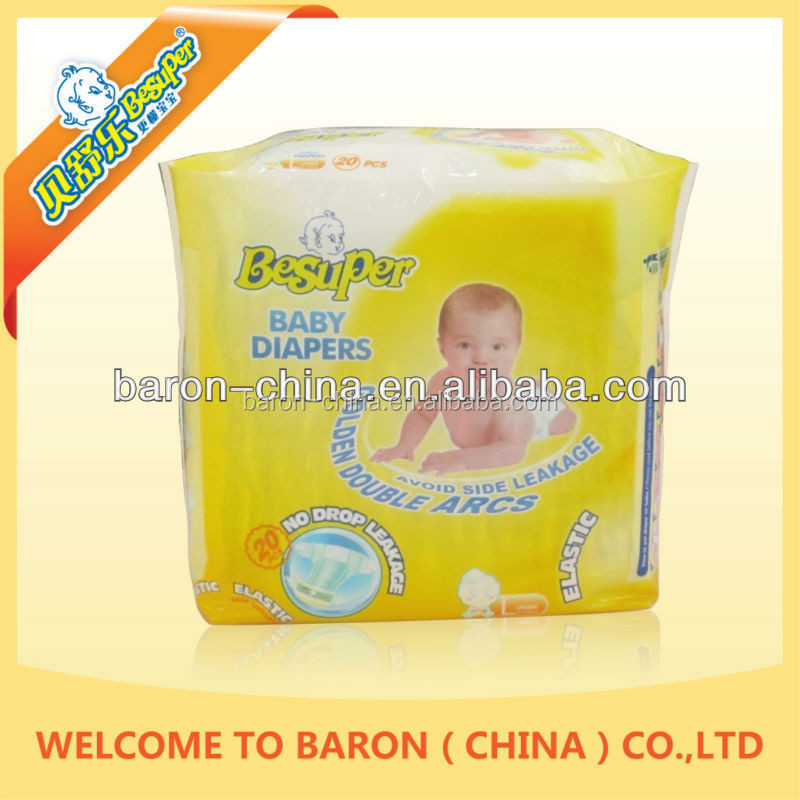 Guaranteed quality disposable cloth diaper liners