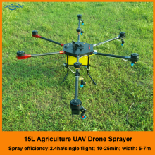Quality Reliable High Efficiency Drone Crop Sprayer FPV Drone Sprayer Mist Duster Sprayer Drone for Farmers, growers