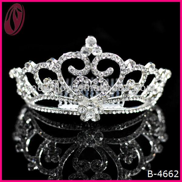 Royal coronas y tiaras joyería