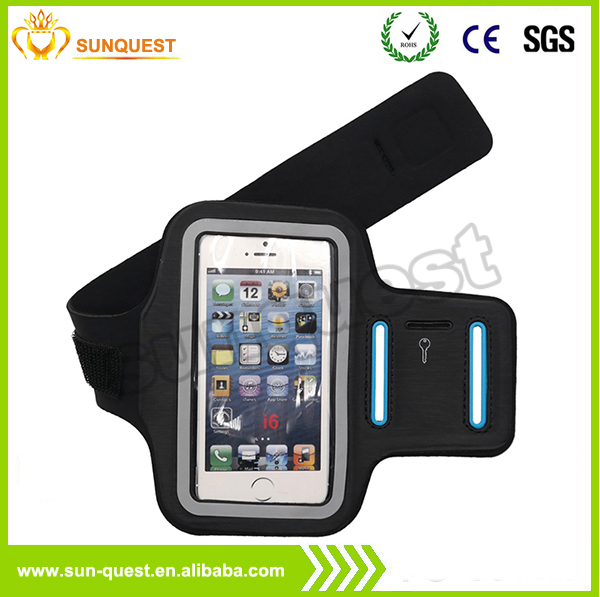 Cheap Alibaba China Neoprene Sports Armband For Sale