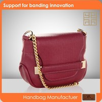lady handbags fashion genuine leather cheap shoulder bags