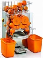Top quality fruit orange juice machine price