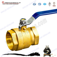 Internal Thread Brass Ball Valve Price