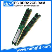 ETT original chips tested ddr2 2gb memory card low prices