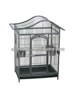 2014 most fashionable design cages of parrot sell like hot cakes factory manufactured