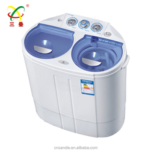 3kg mini Twin Tub washing machine small size