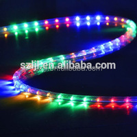 Wholesale RGB flexible waterproof led strip light 5M SMD3528 5050 60leds/M