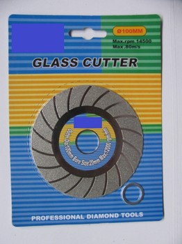 "110mm 4.3"" electroplate blade, diamond saw blade, cutting tools, power tool accessories electroplated saw blade glass cutting"