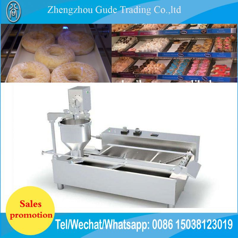 High Quality Longlife Automatic Donut Glazing Machine Donut Glazer