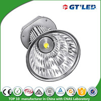 Explosion proof gas station led canopy lights IP65 led high bay light