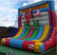 High quality inflatable basketball hoops, inflatable sport game M6002