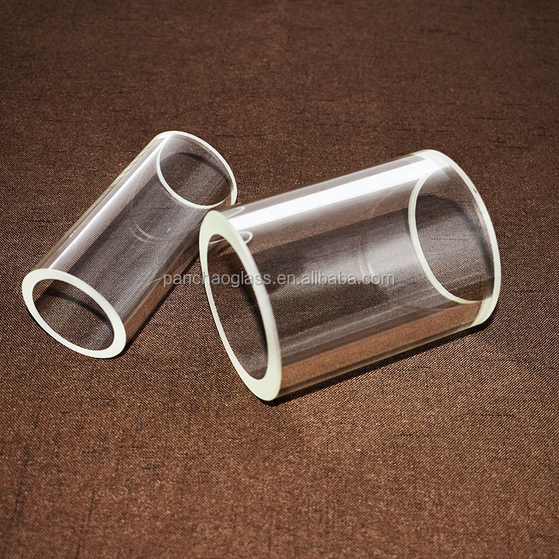 Heat Resistant Borosilicate Tempered Glass Cylinder