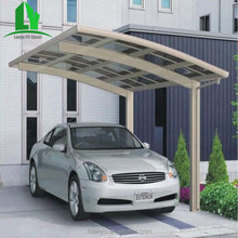 cheap metal frame rv outdoor aluminum garage big carport shelter
