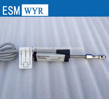 WYR high quality linear position displacement sensor / wire position transducer