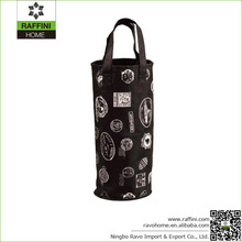 Print Foldable Nonwoven Wine Bag