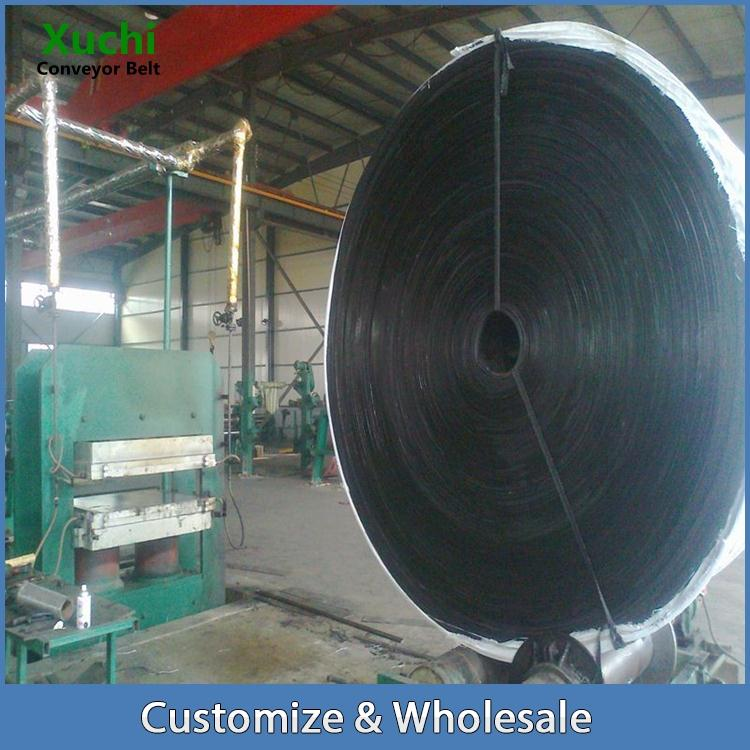 durable multiply polyester EP rubber conveyor belt
