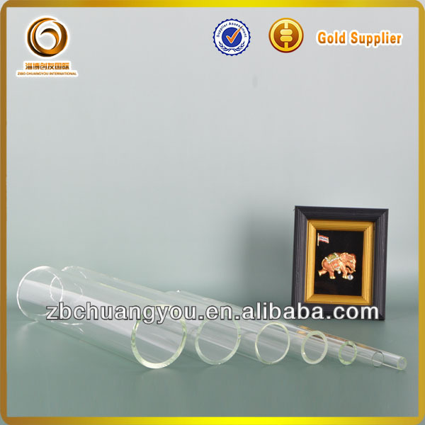 Hot china products wholesale capillary tube 6 borosilicate glass tube
