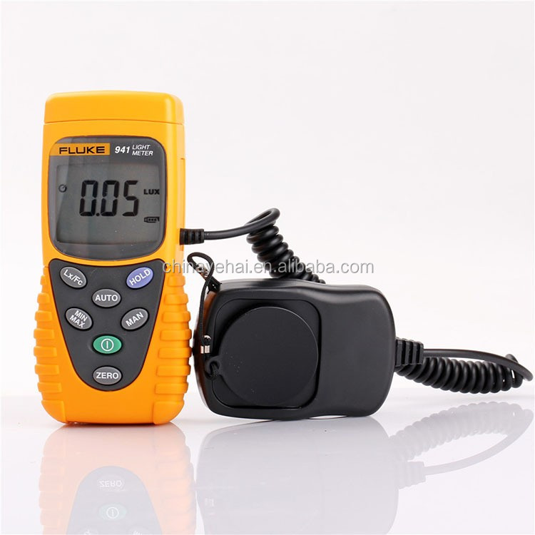 FLUKE 941 Digital illuminance Meter Handheld