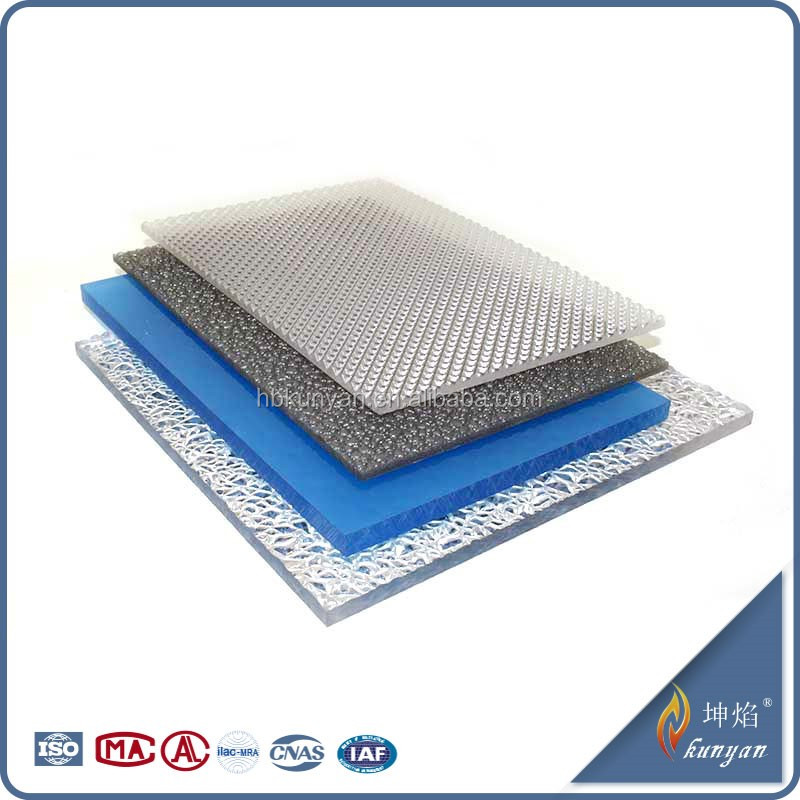 Factory price 12mm colored polycarbonate sheet polycarbonate roofing