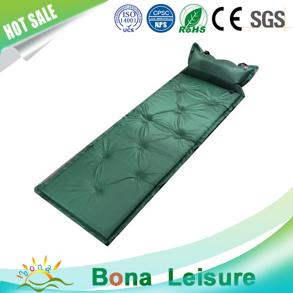 Portable Dampproof self inflating sleeping pad