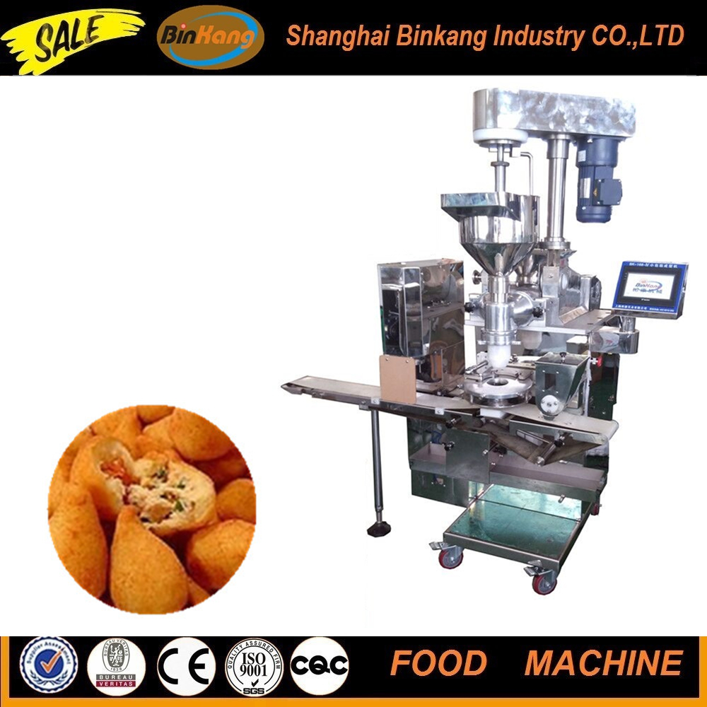China encrusting and cake forming machine/kubba making machine/croquette making machine