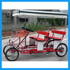 4 wheel adult bike for four person