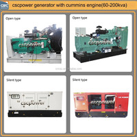 Lowest price 100kva generator diesel with free gifts
