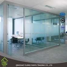 full length glass 8mm thickness Tempered Glass cost per square foot for windows