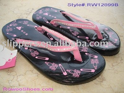 2012 Trendy Slipper