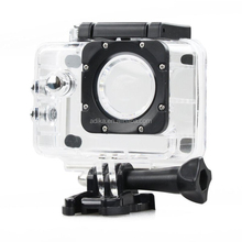 SJ4000 Waterproof Case Diving 30M Underwater Housing for SJ4000 / SJ4000 WiFi Camera Extreme Helmet Cam G-Senor Camcorder SJ05