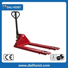 China manufturer Material Handling Tools 2 Ton Hand Pallet Truck with Weigh Scale