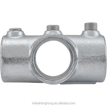 Galvanized Pipe Clamp Fittings Key Clamps Handrail Fittings