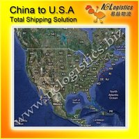 transport logistic service from guangzhou to oakland