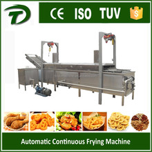 industrial auto deep fat gas fryer with temperature control