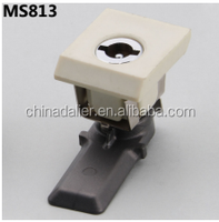 New design MS813 zinc alloy Cam lock and key for cabinet door