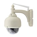 Wanscam Cheap CMOS Sensor Pan / Tilt / Zoom Technology PTZ IP Camera