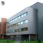Outdoor construction building materials aluminium composite panel price
