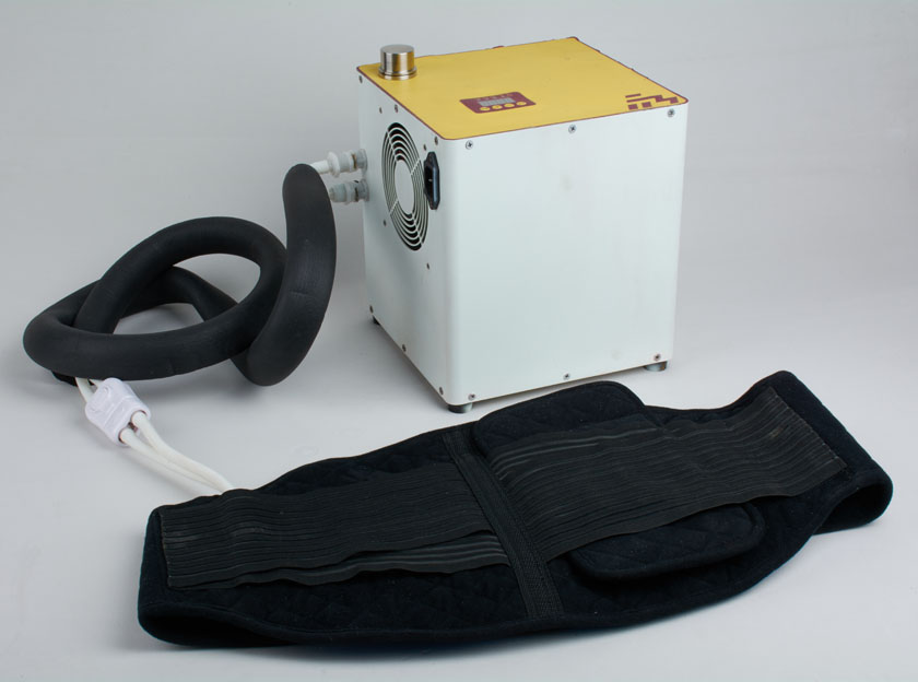 water chiller cold water blanket