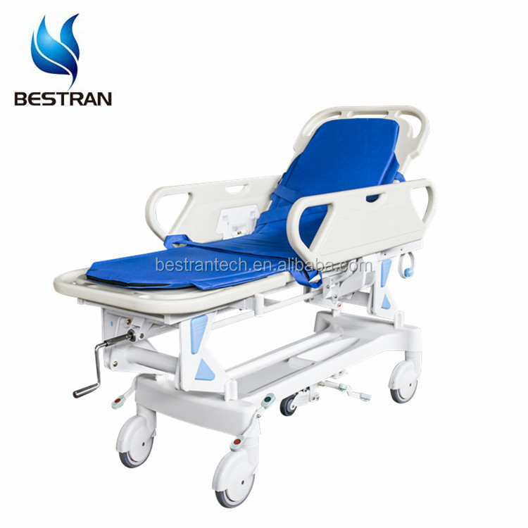 BT-TR002 Hospital Warding Stretcher To Bed Transfer Price