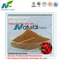 natural plant extract goji berry/wolfberry powder -100% pure