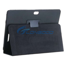 Stylish New Arrival Leather Case Stand Cover For Mini IPAD