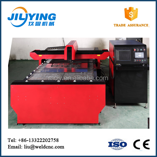 hot sale large working area metal fiber laser cutting machines for carbon tube sheet